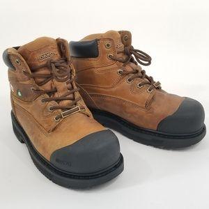 Dakota Steel Toe Safety Work Boots Waterproof